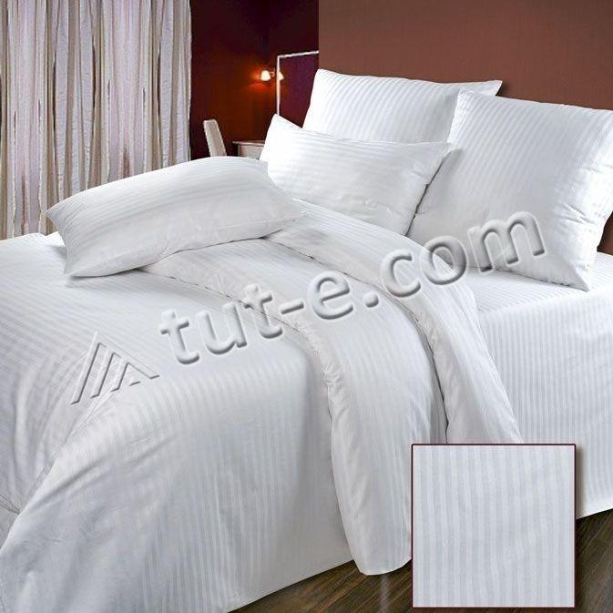 комплект постельного белья страйп-сатин ЕСС-020