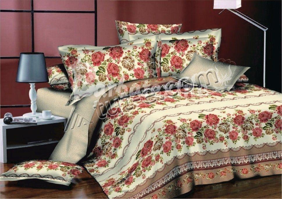 комплект постельного белья сатин дс-03