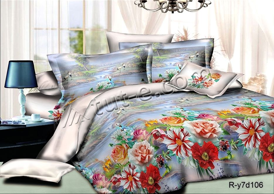 комплект постельного белья ранфорс ор-106ab
