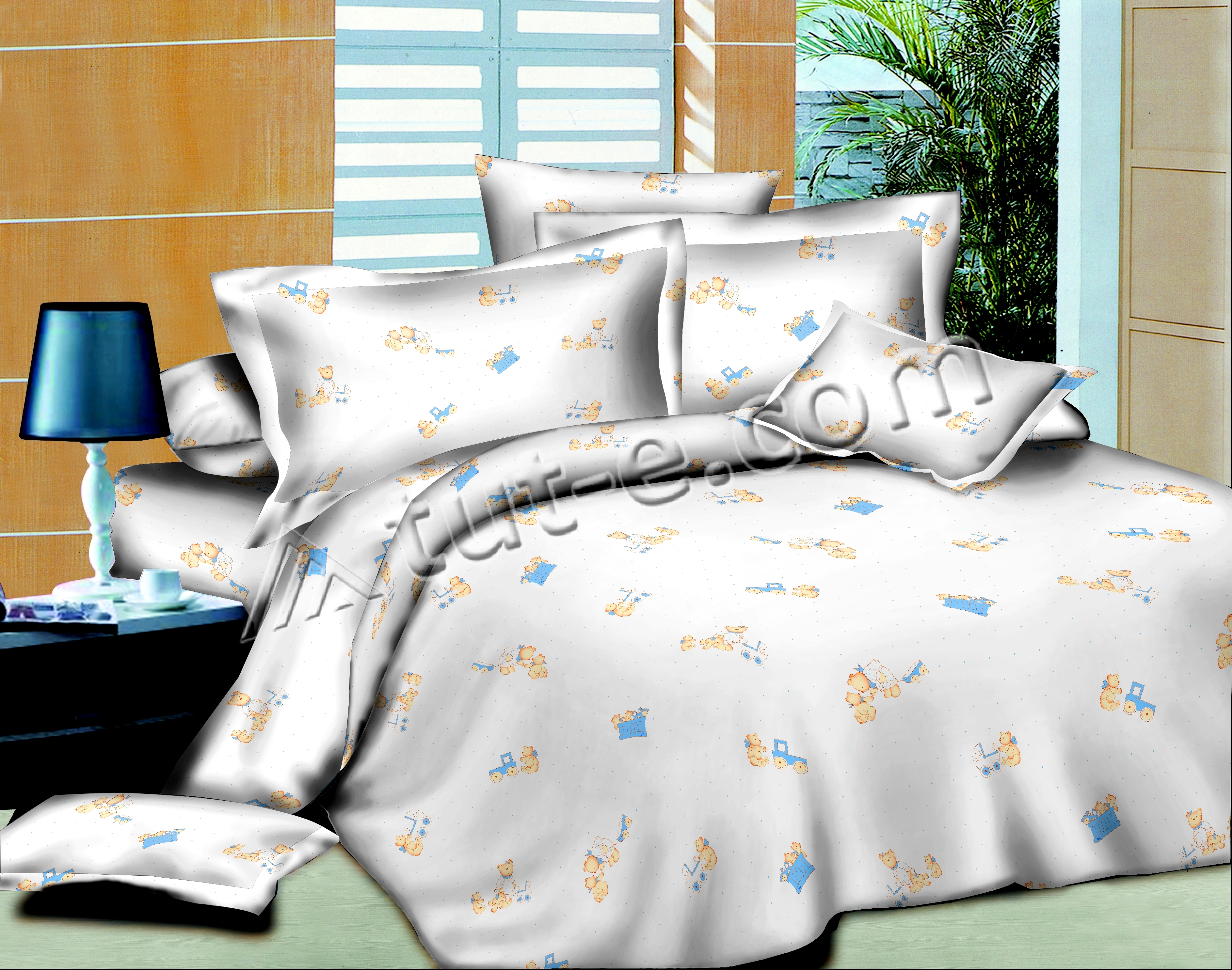 комплект постельного белья дрк-004