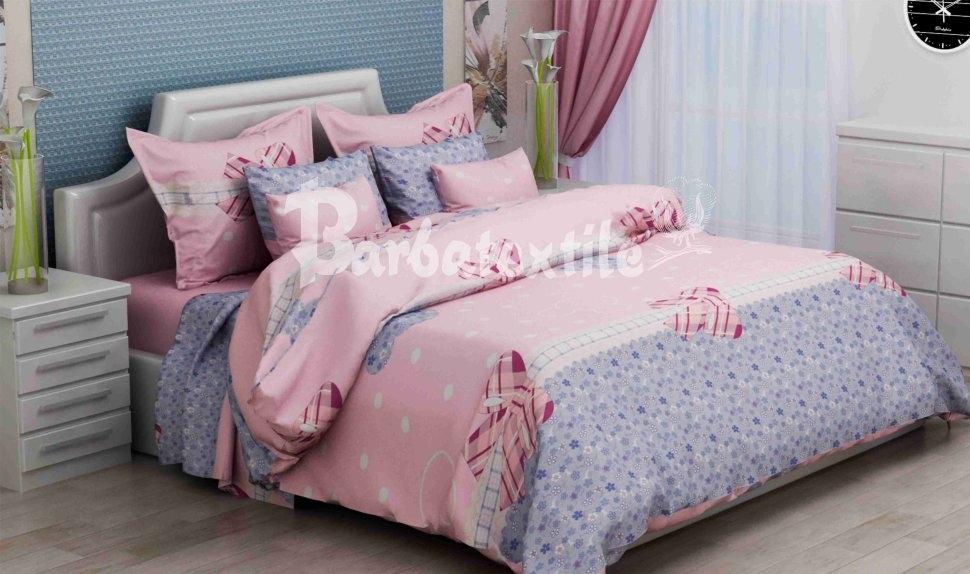 Комплект постельного белья бязь дб-24044р