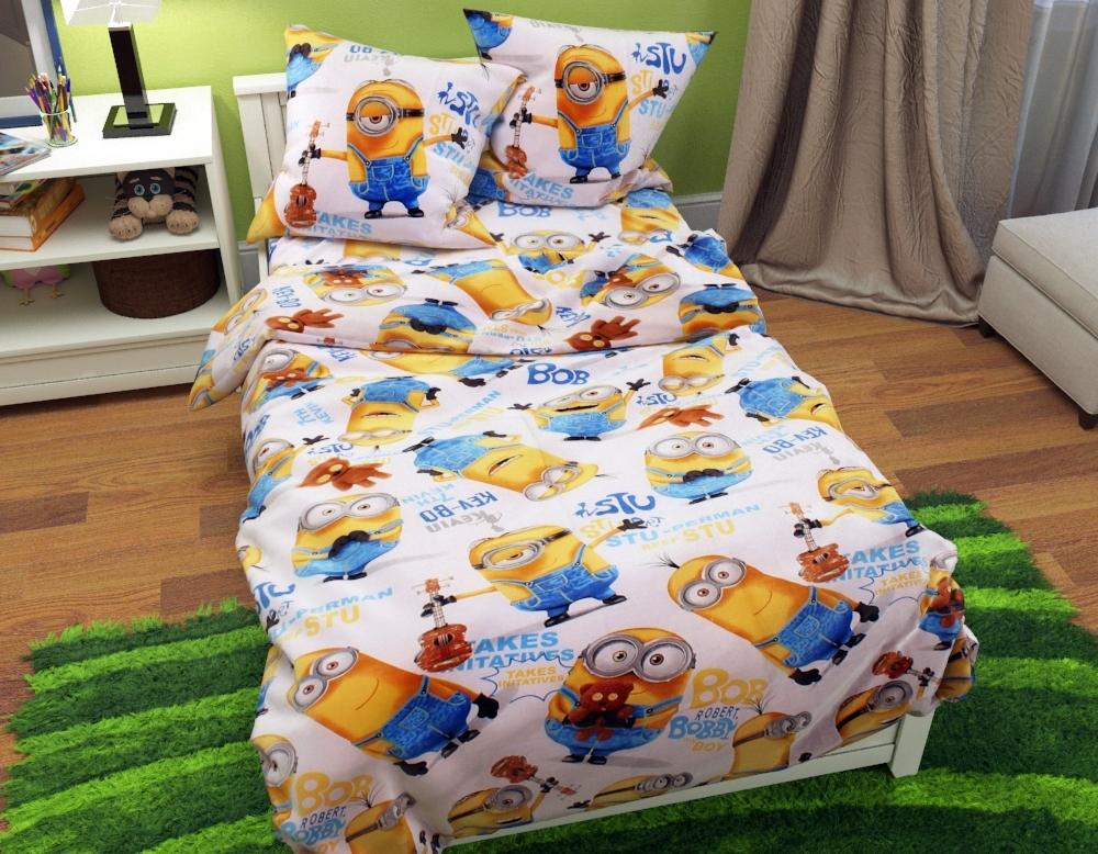 постельное белье в кроватку бязь ДКБ-2066
