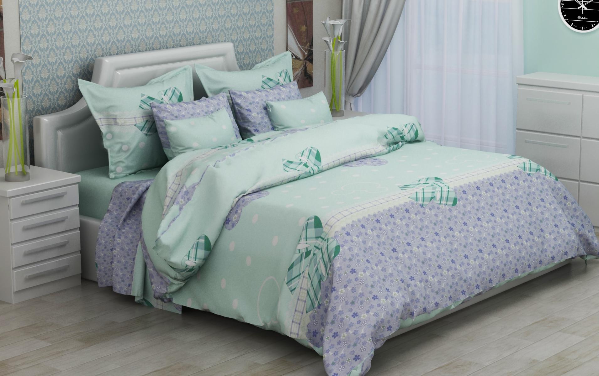 комплект постельного белья бязь еб-24044