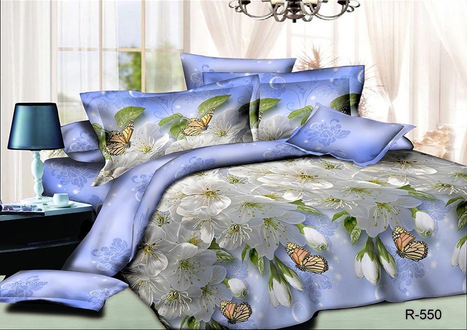 комплект постельного белья атлас да-550
