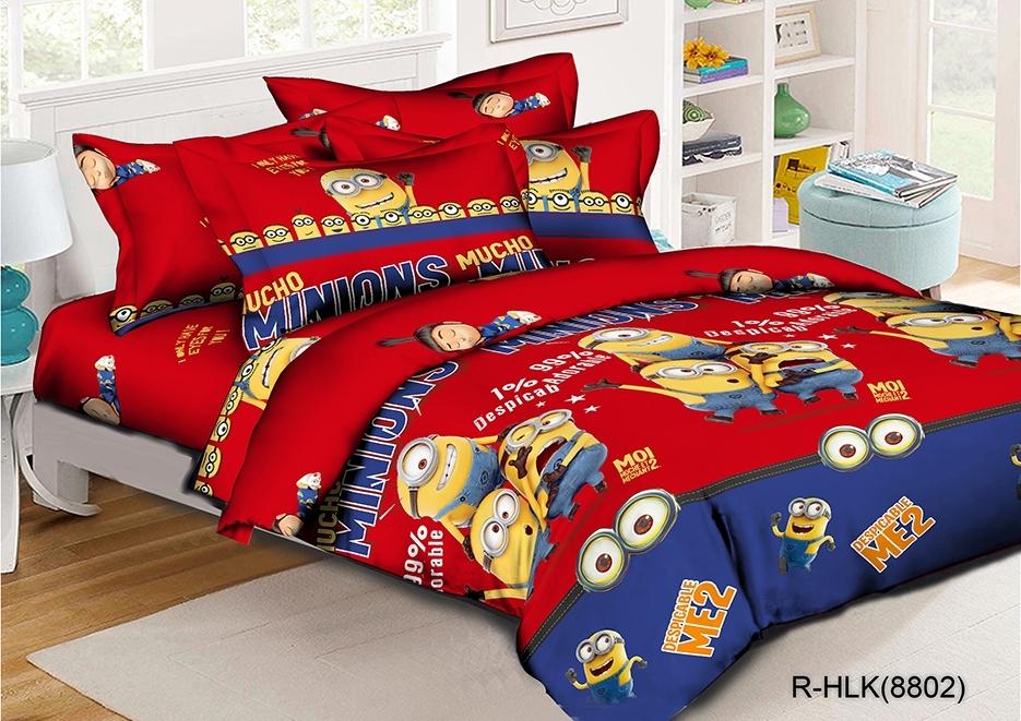постельное белье детское ранфорс ДОР-8802