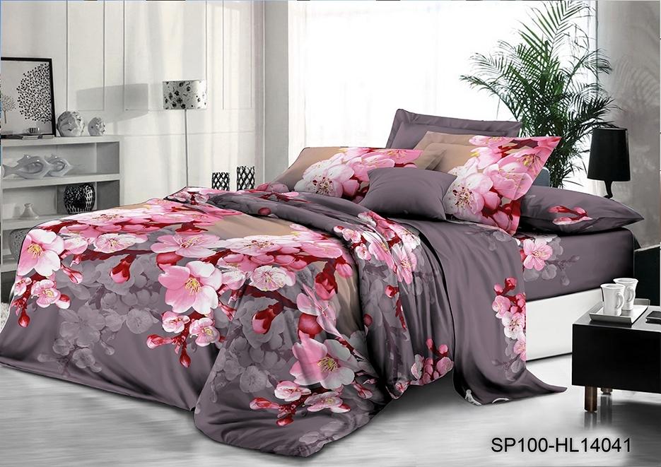 комплект постельного белья полисатин дпс135-14041