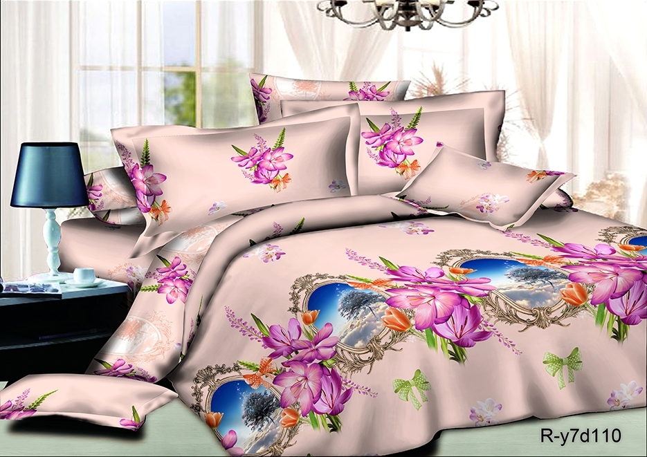 комплект постельного белья ранфорс ср-110