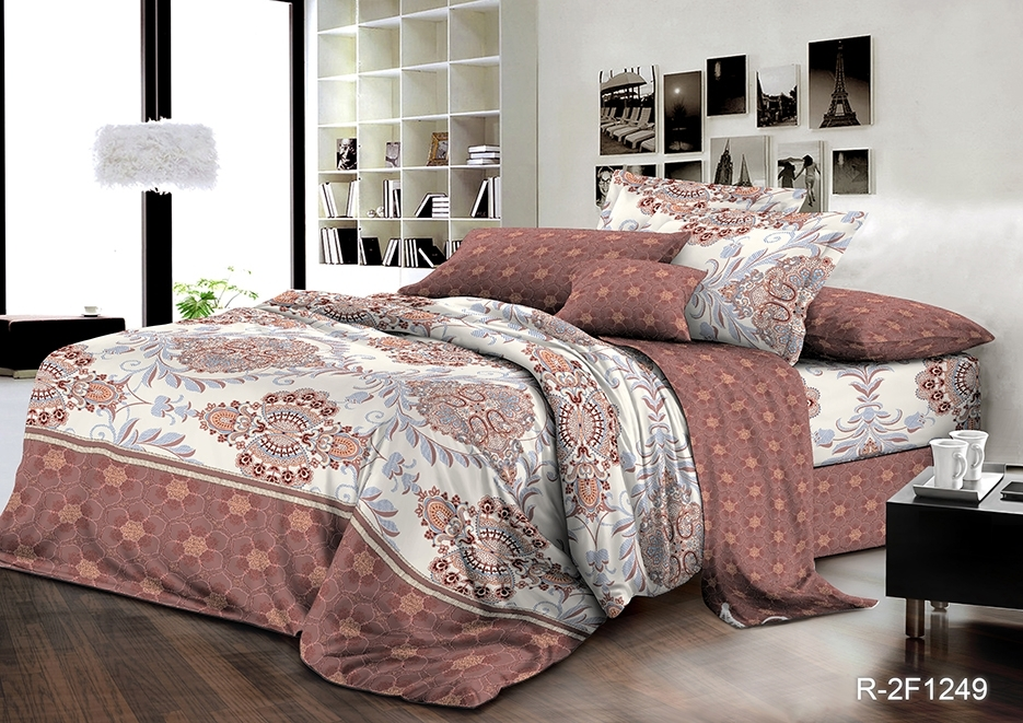 комплект постельного белья ранфорс др-1249