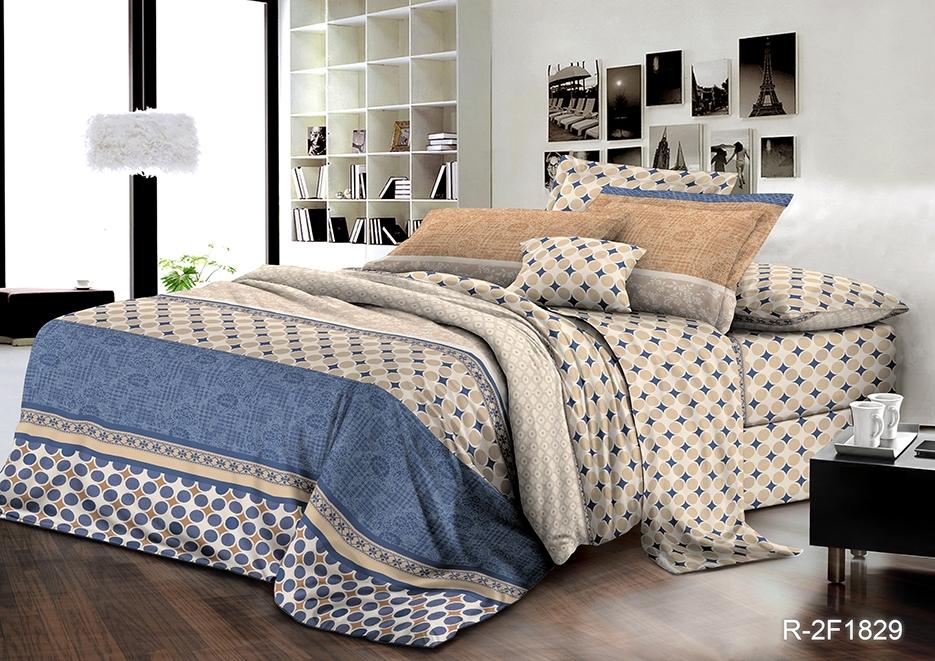 комплект постельного белья ранфорс др-1829