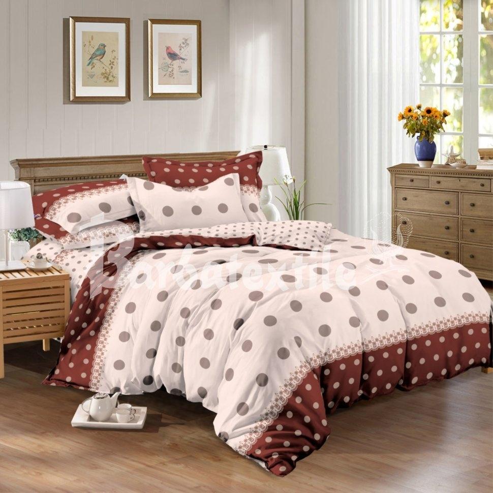 комплект постельного белья сатин ес-44-9
