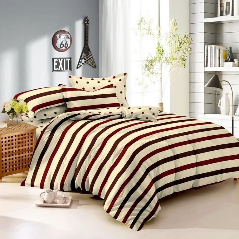 комплект постельного белья сатин дс-32-10