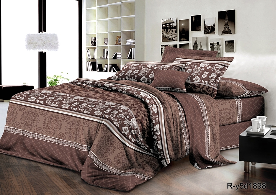 комплект постельного белья ранфорс др-18-98