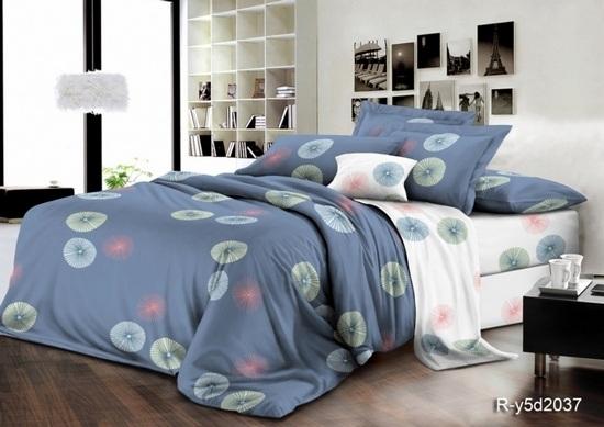 комплект постельного белья ранфорс ср-2037