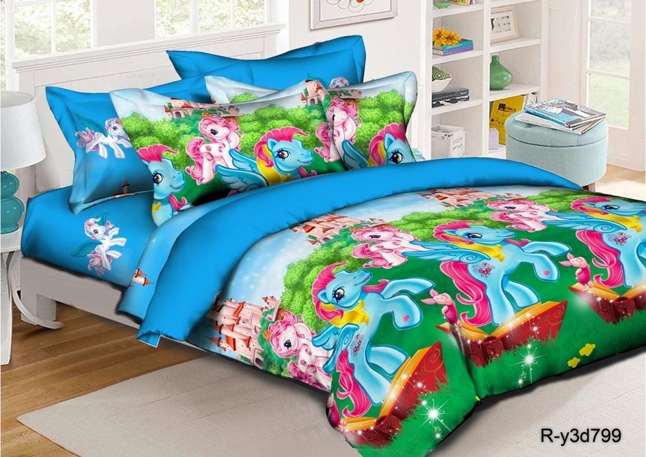 постельное белье детское ранфорс ДОР-799