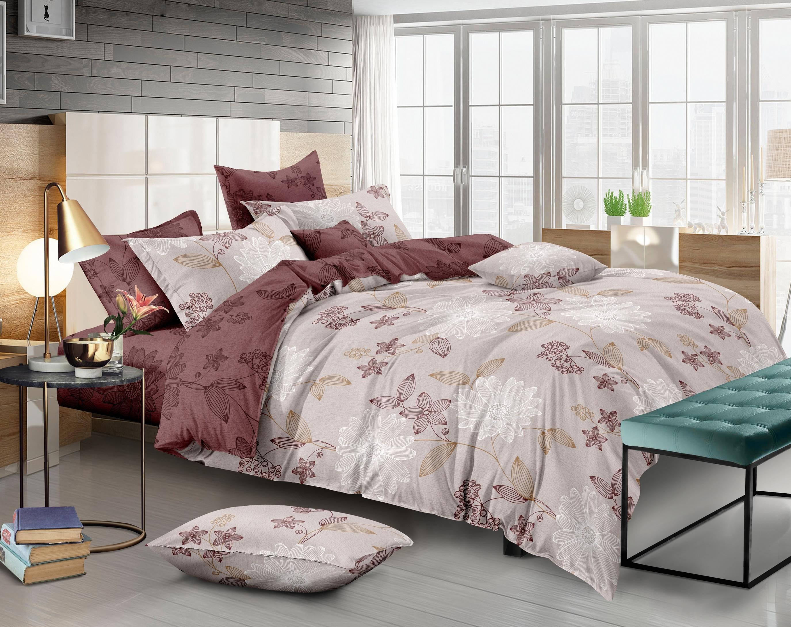 комплект постельного белья ранфорс др-27826