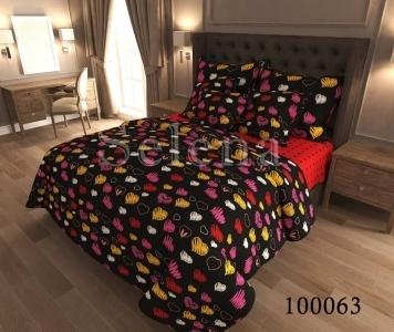 комплект постельного белья бязь еб-7438