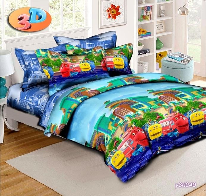 постельное белье детское ранфорс ДОР-240