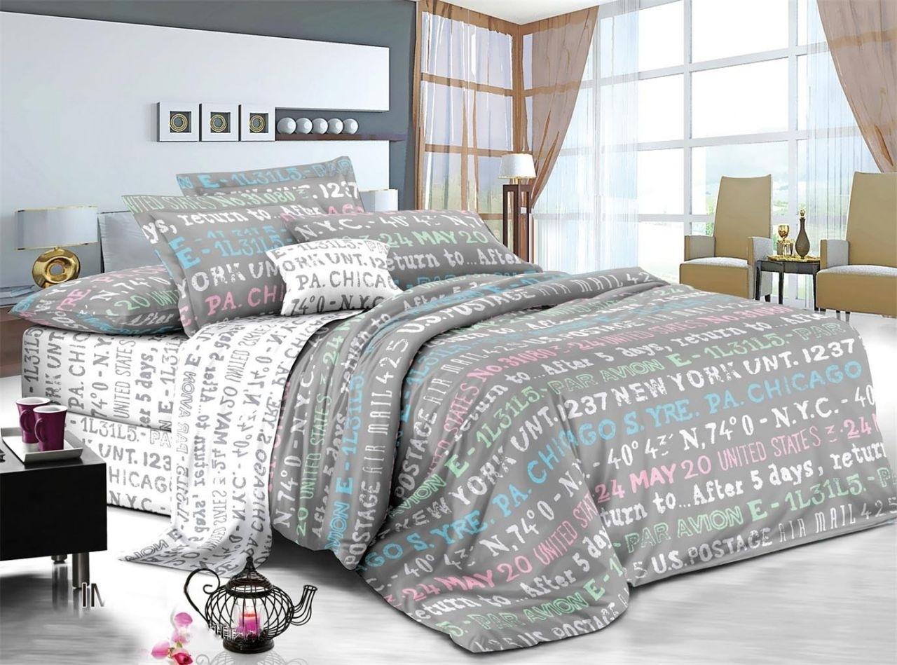 комплект постельного белья ранфорс др-68-3