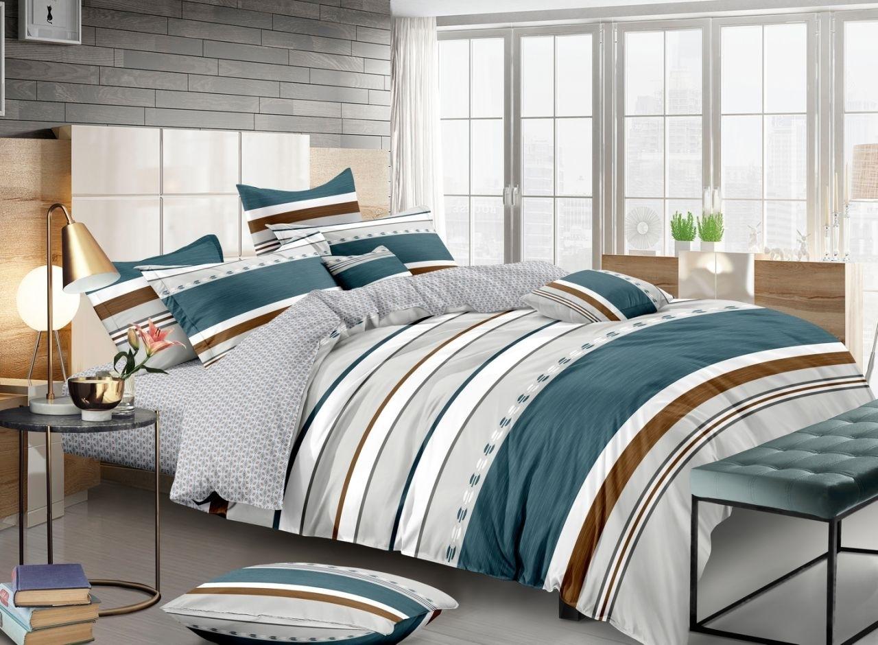 комплект постельного белья сатин ес-67-2