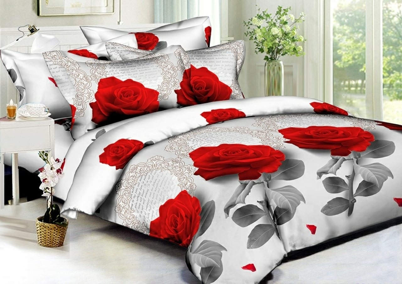 комплект постельного белья полисатин дпс120-6802