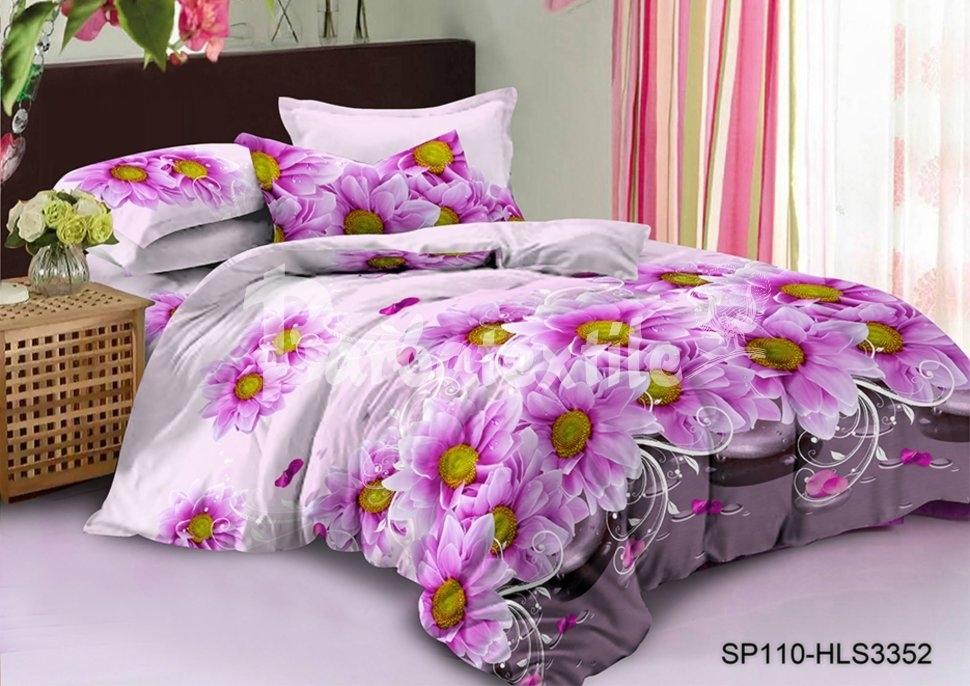комплект постельного белья полисатин епс110-3352