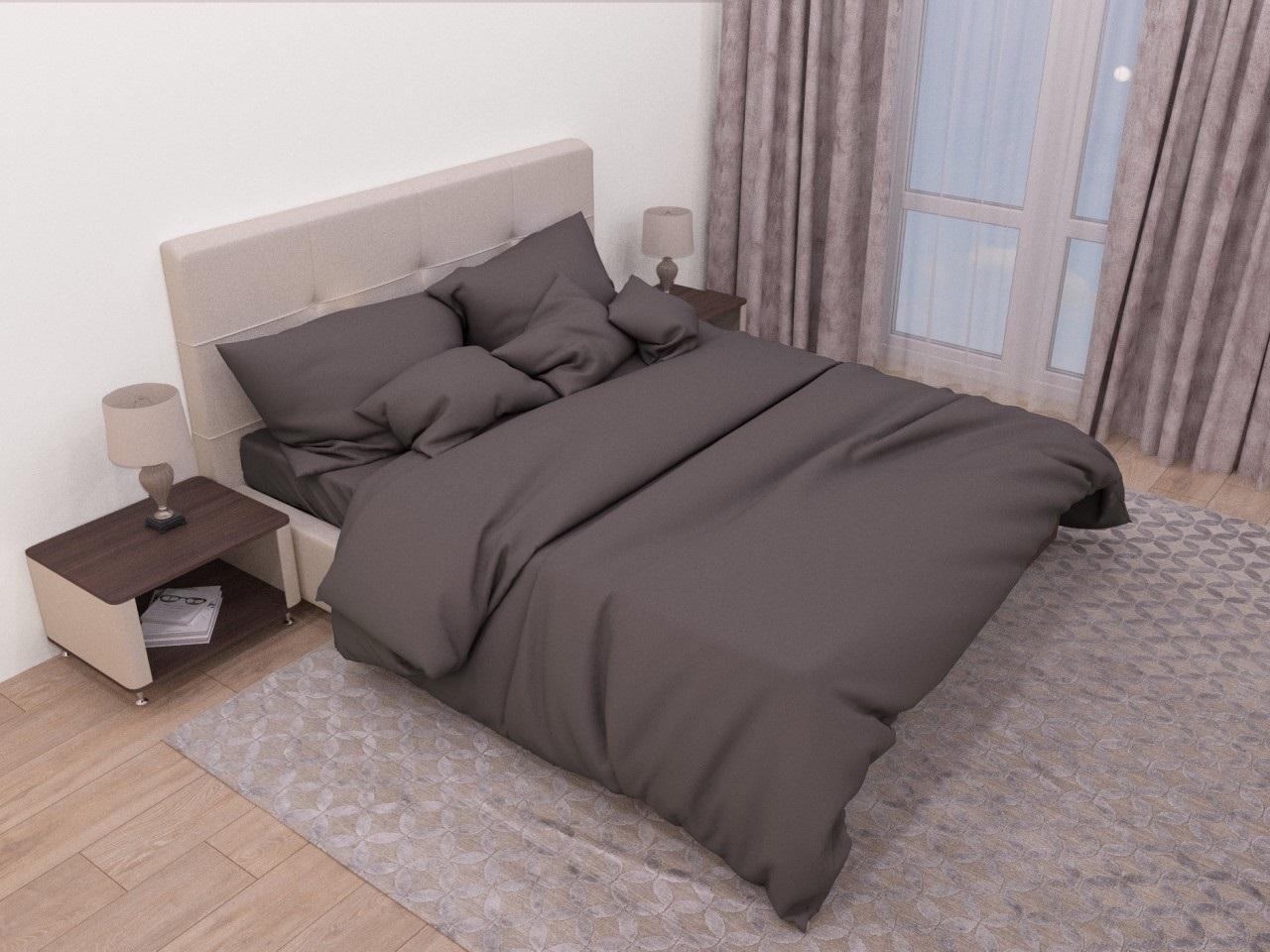 комплект постельного белья бязь об-4072