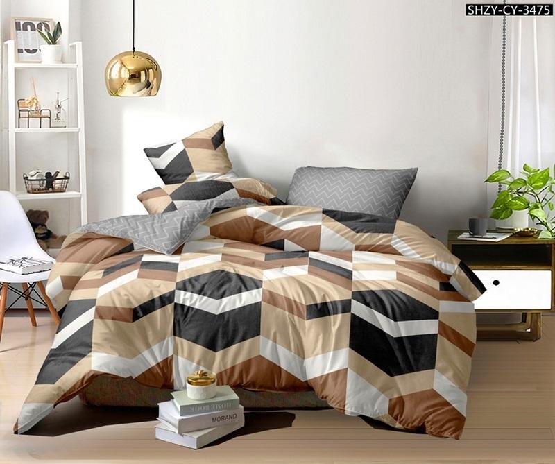 комплект постельного белья сатин ес-71-3