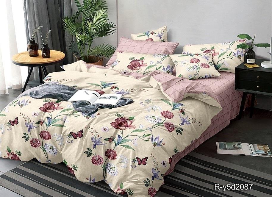 комплект постельного белья ранфорс др-2087