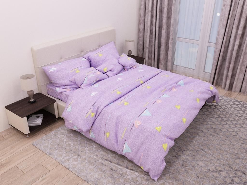 комплект постельного белья бязь об-4112