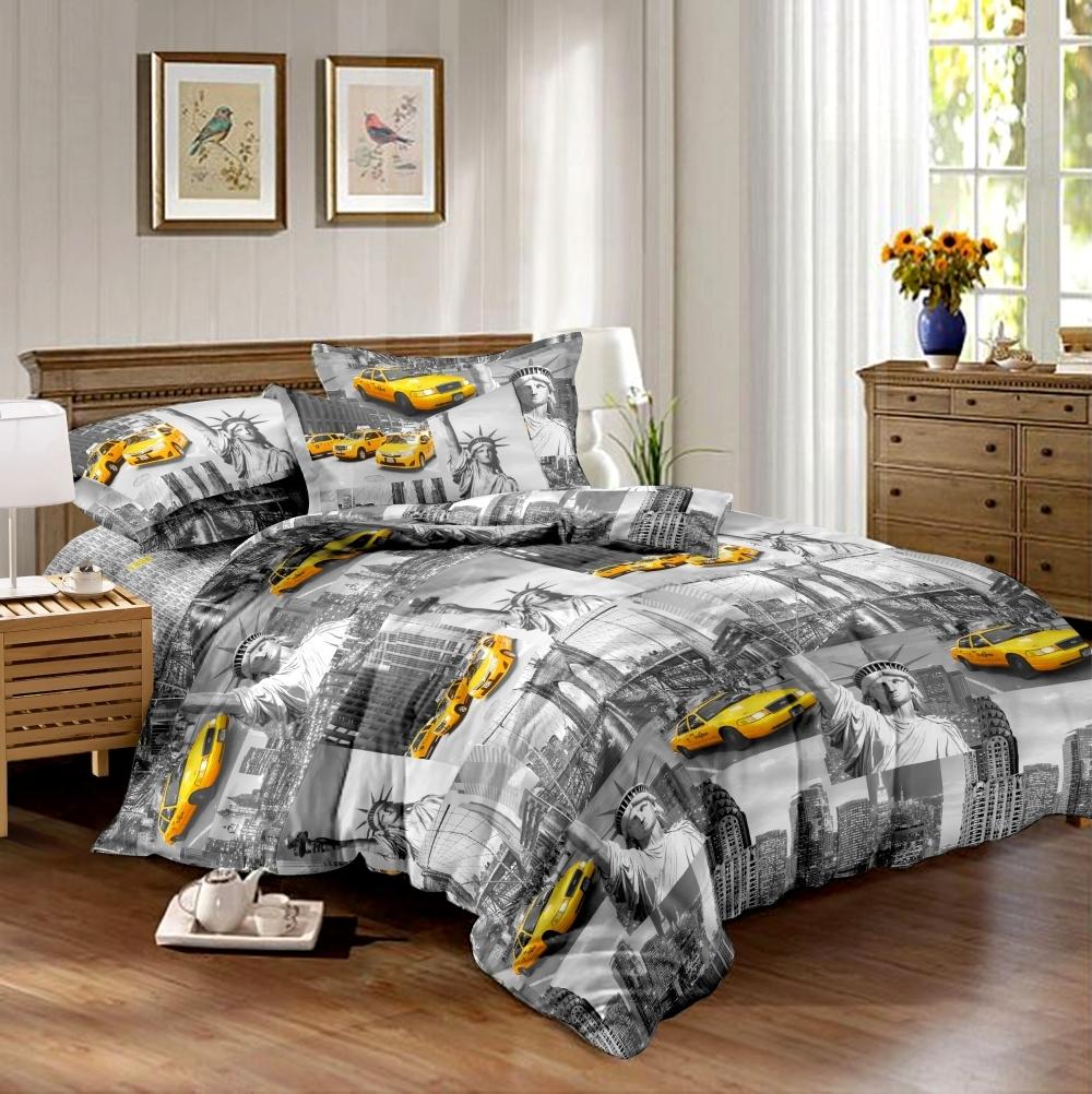 комплект постельного белья сатин дс-49-3