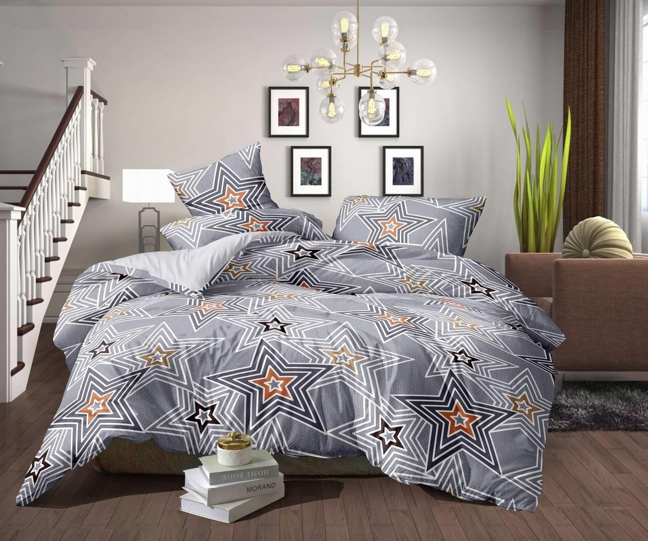 комплект постельного белья полисатин дпс135-049