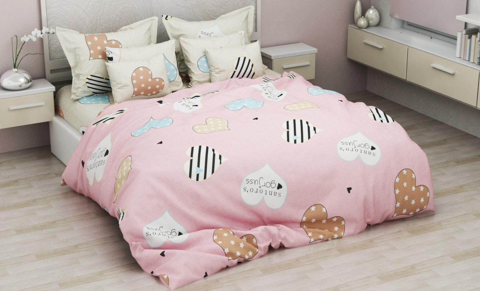 комплект постельного белья бязь об-4152