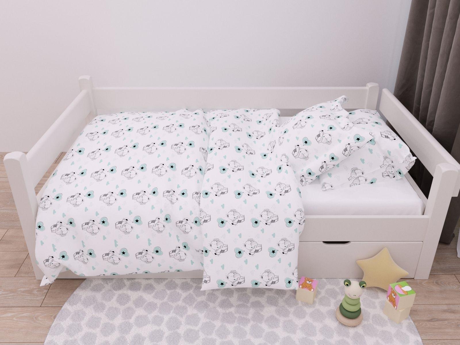 постельное белье детское бязь ДОБ-4126