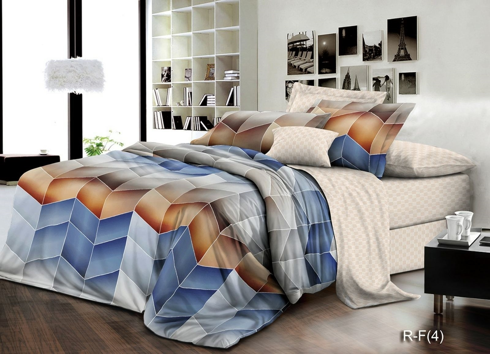 комплект постельного белья ранфорс ор-442