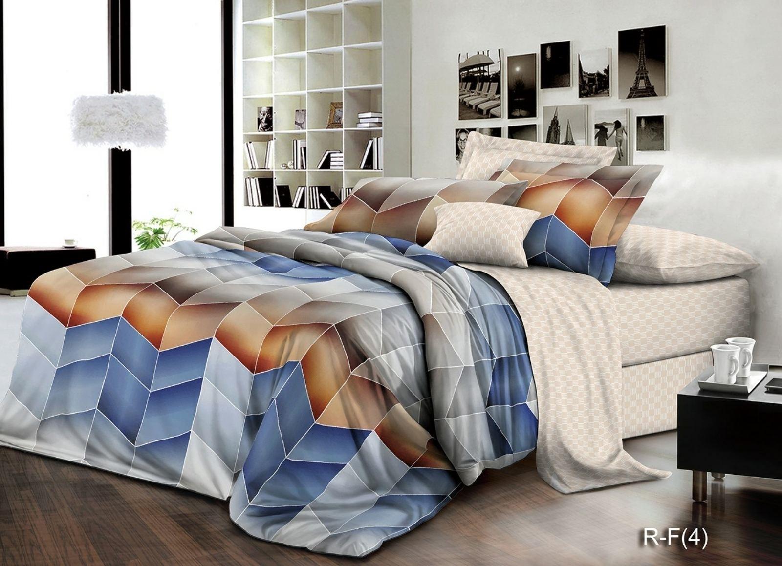 комплект постельного белья ранфорс др-442